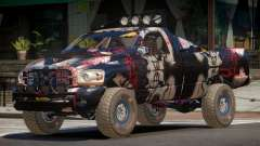 Dodge Power Wagon RS PJ3 для GTA 4