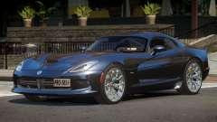 Dodge Viper GTS Edit для GTA 4