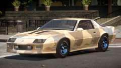 Chevrolet Camaro Old PJ2 для GTA 4