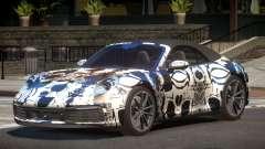 Porsche 911 GT L-Tuned PJ3 для GTA 4