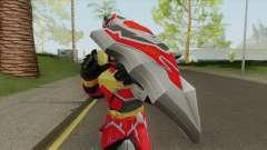 Koragg V4 (Power Rangers: Mystic Force) для GTA San Andreas