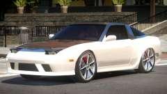 Nissan 240SX SRT для GTA 4