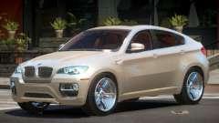 BMW X6 L-Tuned для GTA 4