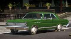 Ford Mercury Comet для GTA 4