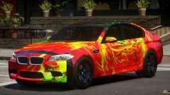 BMW M5 F10 RS PJ2 для GTA 4