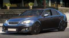 Lexus IS-F Transit для GTA 4