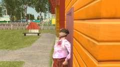 Татьяна Кравченко (в роли Валентины Будько) для GTA San Andreas