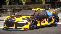 Audi R8 TDI PJ3 для GTA 4