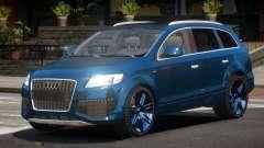 Audi Q7 LT для GTA 4