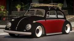 Volkswagen Fusca V1.0 для GTA 4