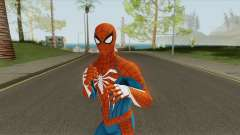 Spider-Man (Advanced Suit) для GTA San Andreas
