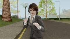 Jill Valentine (Business Woman) для GTA San Andreas