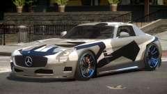 Mercedes Benz SLS S-Tuning PJ4 для GTA 4