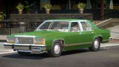1980 Ford Crown Victoria для GTA 4