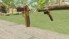 Heavy Pistol GTA V (Gold) Base V1 для GTA San Andreas