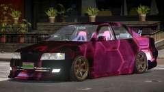 Toyota Chaser RS PJ3 для GTA 4