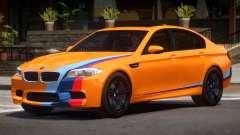 BMW M5 F10 LT PJ2 для GTA 4