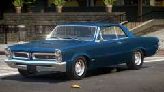 Pontiac GTO Old