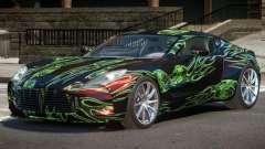 Aston Martin One 77 PJ1 для GTA 4