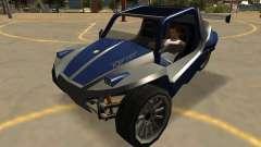 ГТА в стиле БФ Раптор СА  для GTA San Andreas