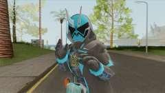 Kamen Rider (Specter) V1 для GTA San Andreas