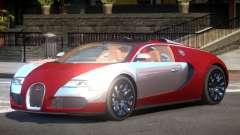 Bugatti Veyron GT-Sport для GTA 4