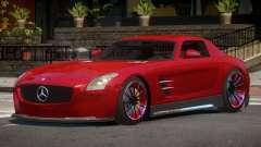Mercedes Benz SLS S-Tuning для GTA 4