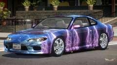 Nissan S15 GT PJ2 для GTA 4