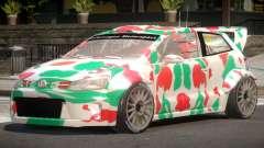 Volkswagen Polo RT PJ5 для GTA 4