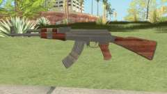 AK-47 (Hunt Down The Freeman) для GTA San Andreas