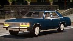 1989 Ford Crown Victoria для GTA 4