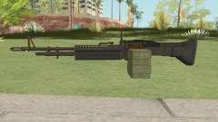 M60 Machine Gun (Rising Storm 2: Vietnam) для GTA San Andreas