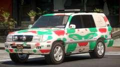 Toyota Land Cruiser Rally Cross PJ5 для GTA 4