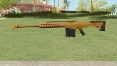 Heavy Sniper GTA V (Gold) V2 для GTA San Andreas