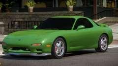 Mazda RX7 ST для GTA 4