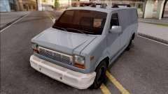 Mullido Van NFS MW для GTA San Andreas