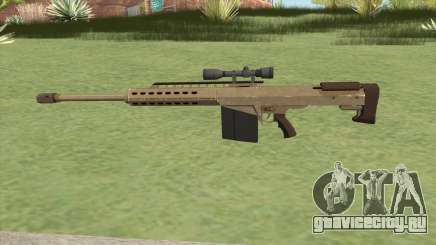 Heavy Sniper GTA V (Army) V3 для GTA San Andreas