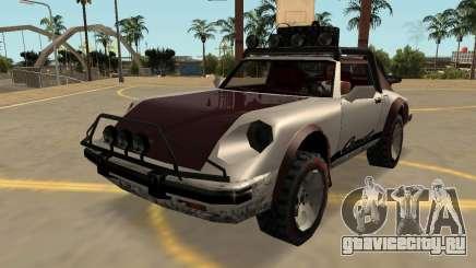 Пфистер Комета ГТА в стиле сафари СА  для GTA San Andreas
