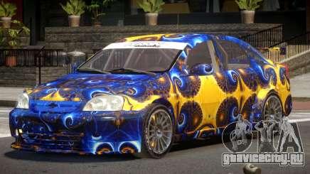 Chevrolet Lacetti GT PJ3 для GTA 4