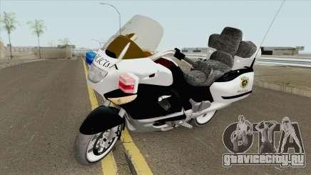 BMW (Police Motorcycle) для GTA San Andreas