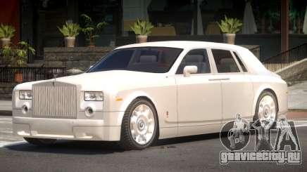 Rolls Royce Phantom ST для GTA 4