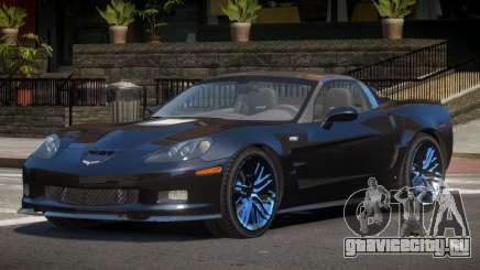 Chevrolet Corvette ZR1 RT для GTA 4