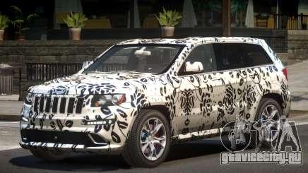 Jeep Grand Cherokee ST PJ5 для GTA 4