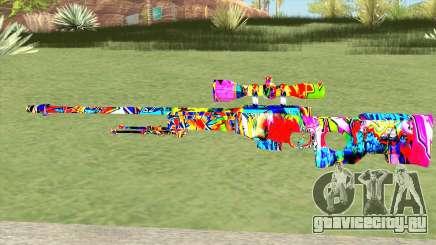 AWP (Incarnated) для GTA San Andreas