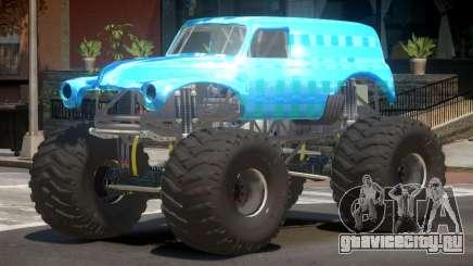 Ford Country Off-Road Custom PJ5 для GTA 4