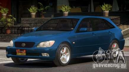 Toyota Altezza RS для GTA 4