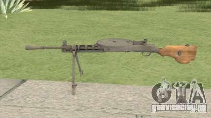 DP-28 (Fog Of War) для GTA San Andreas