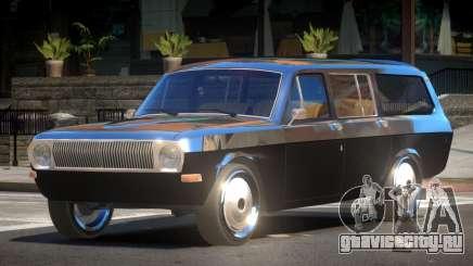 1989 GAZ 24-12 для GTA 4