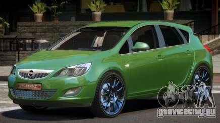 Opel Astra LT для GTA 4
