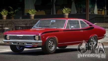 Chevrolet Nova V1.0 для GTA 4